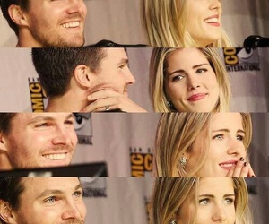 fangirl, love, and olicity image