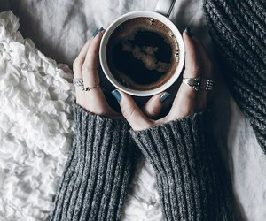 coffee and white image