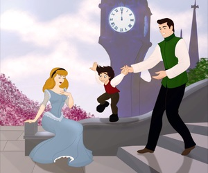cinderella, disney, and family image