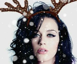 katy perry christmas image