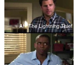 james roday, shawn spencer, and burton guster image