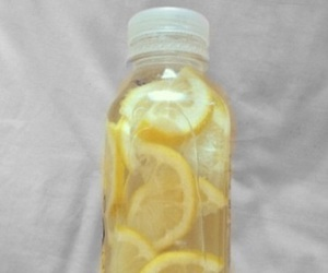 Lemon Water And Drink Image