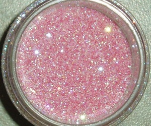 pink, glitter, and pastel image