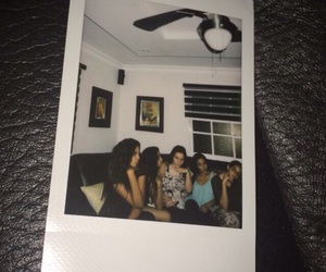 goals, polaroid, and friends image