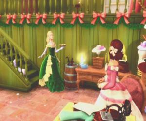 barbie, catherine, and christmas image