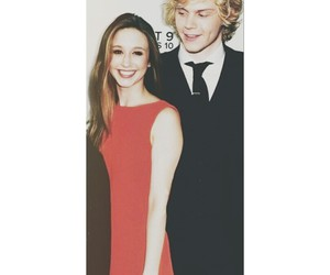 couples, tumblr, and evan peters image