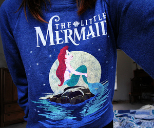 aw, mermaid, and photography image