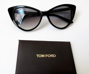 tom ford, fashion, and sunglasses image