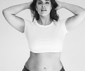 body, thick, and ashley graham image