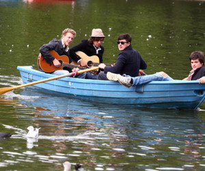 boat and mumford and sons image