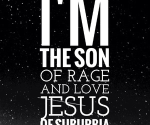 easel, green day, and jesus of suburbia image