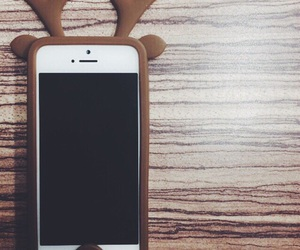 iphone, christmas, and case image
