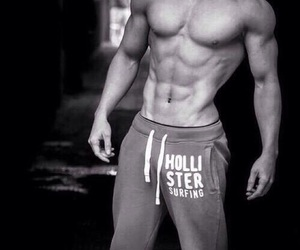 Hot, boy, and hollister image