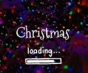 christmas, luces, and navidad image