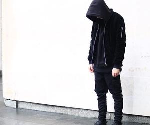 fashion, guy, and men image