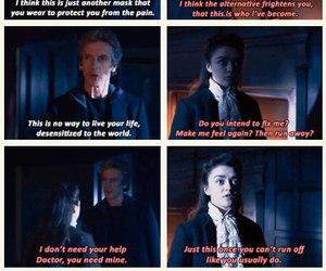 doctor who and ashildr image