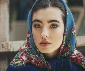 scarf and foulard image