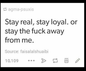 girl, loyal, and real image