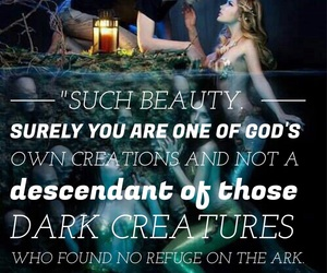 mermaid and quotes image