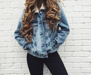cool, fashion, and jacket image