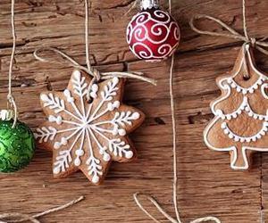 christmas, december, and star image