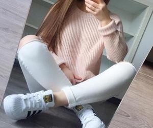 beautiful, fashion, and pretty image