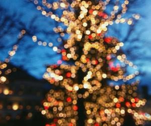 christmas, lights, and pinterest image