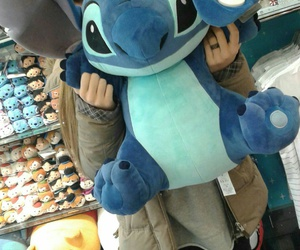 stitch, sweet, and love image