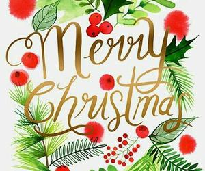 christmas, merry christmas, and holiday image