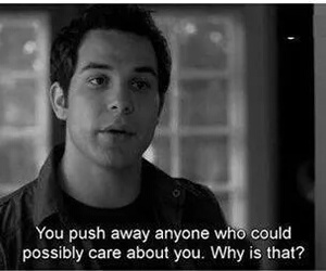 quote, pitch perfect, and care image