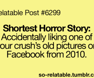 funny, true, and crush image