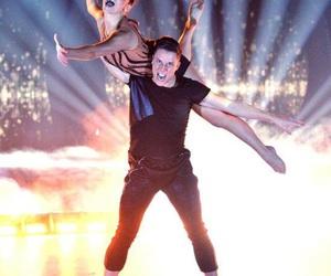 danse avec les stars, loïc nottet, and dals image