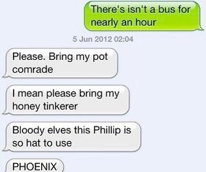 iphone text, iphone texts, and iphone text messages image