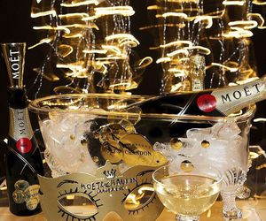 alcohol, bubbly, and champagne image