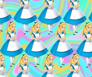 alice, background, and wallpaper image