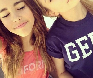 girl, madison beer, and friends image