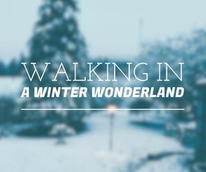 christmas, easel, and snow image
