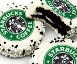 starbucks, Cookies, and oreo image