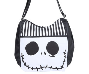 bags, hot topic, and jack skellington image