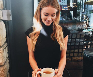 bryana holly, coffee, and model image