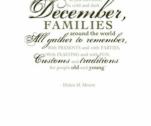 december, christmastime, and family image