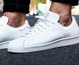adidas, superstar, and ًًًًًًًًًًًًً image