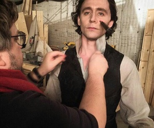 tom hiddleston and crimson peak image