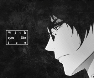 zankyou no terror, anime, and nine image