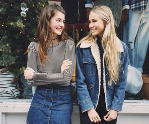 brandy melville, best friends, and fashion image