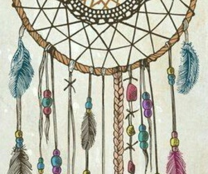 background, dreamcatcher, and wallpaper image