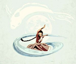avatar, water, and katara image
