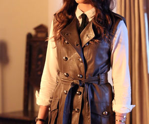 pretty little liars, spencer, and troian bellisario image