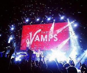 the vamps and wake up world tour image