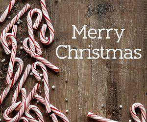 christmas and words image